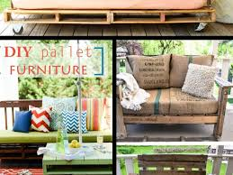 Furniture Patio Covers by Patio 47 20 Diy Pallet Patio Furniture Tutorials For A Chic