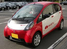 mitsubishi electric car mitsubishi i miev wikiwand