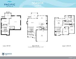Cul De Sac Floor Plans Pacific Heights Blog Foxridge Homes