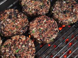 2 awesome homemade vegetarian burgers even a carnivore will crave