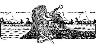futhark ancient runic script vikings
