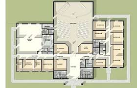 building floor plans church plan source home