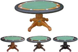 round poker table with dining top 60 inch round poker table and dining table oak