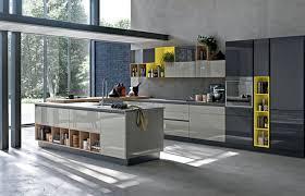 modeles cuisines contemporaines 35 modèles de cuisine aménagée et idées de plan de cuisine