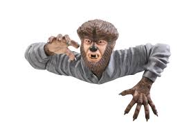halloween werewolf props halloween decorations