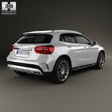 3d class price mercedes gla class 45 amg 2014 3d cgtrader