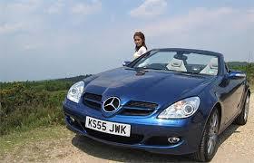 mercedes slk280 mercedes slk 280 2006 road test road tests honest