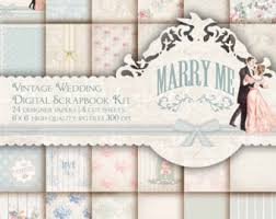 scrapbook for wedding wedding scrapbook etsy