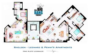 day 80 awesome sitcom floor plans likeables