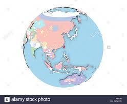 us map globe globe map us on the globe color image cg2p005779c america