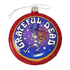 grateful dead skeletons ornament woodstock trading company