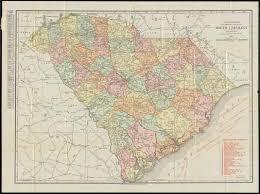 Chatham Ma Map The Rand Mcnally New Commercial Atlas Map Of South Carolina