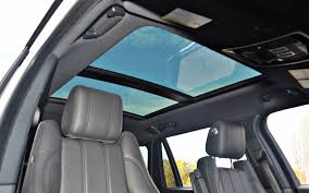 range rover sunroof open 2016 land rover range rover supercharged for sale in norwell ma