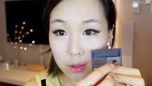 How To Shape Eyebrows With Tweezers Meejmuse Pictorial Korean Brows In 4 Steps Grooming Shaping