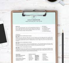 Sample Of A Cover Letter For Resume by Watercolor Resume Template With Cover Letter Cv By Landedco