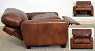 Reclining Leather Armchair Maxwell Sofa U2039 U2039 The Leather Sofa Company