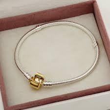 clasp bracelet charms images Gold clasp bracelet jpg