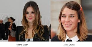 ombre hair growing out beautysouthafrica hair nails the best celebrity ombre