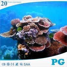 PG Good Sale Silicon Coral Reef Aquarium Decoration View aquarium