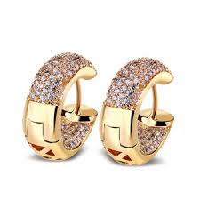 new fashion gold earrings cheap gold earrings find gold earrings deals on line at