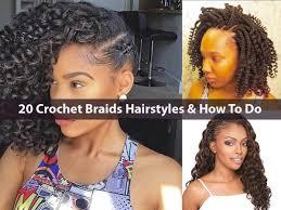 crochet braid ponytail medium ponytail hairstyle crochet braid ponytail hairstyle for