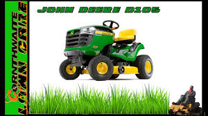 Lawn Tractor Canopy by John Deere D105 17 5 Hp Automatic 42 In Riding Lawn Mower Review