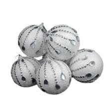 6 december diamonds white and silver shatterproof