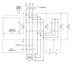 3 phase motor starter wiring diagram 3 phase induction motor