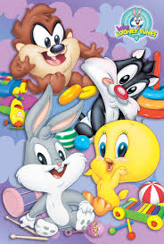 baby looney tunes poster design dr creative