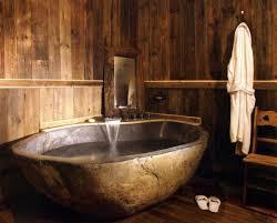 stone bathroom designs stone soaking tubs stone bathtubs table mix