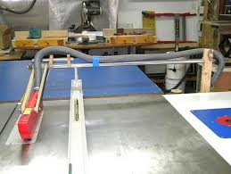 table saw vacuum dust collector table saw suva guard system with dust collection by steliart