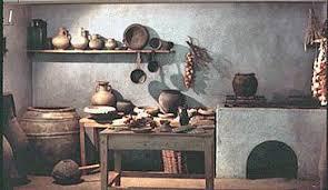 description et reconstitution de l organisation et rites des repas