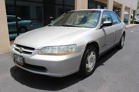 1999 honda accord silver honda accord coupe in hawaii for sale used cars on buysellsearch