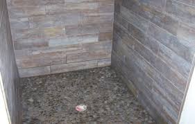 wood ceramic tile bathroom