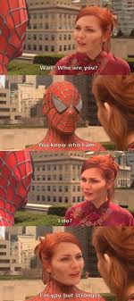 Mary Jane Memes - who are you i m you but stronger know your meme