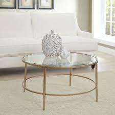 round coffee tables you u0027ll love wayfair