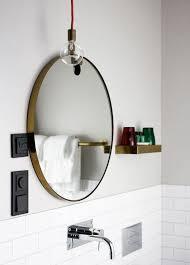 bathroom round mirror nice round bathroom mirror with shelf 8 best mirrors images on