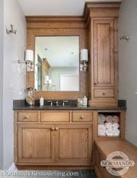 Best Small Bathroom Storage Ideas Images On Pinterest Small - Floor to ceiling bathroom storage cabinets