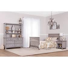 Hampton Convertible Crib by Evolur Santa Fe 5 In 1 Convertible Crib Storm Grey Walmart Com
