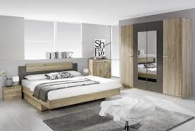 mobilier chambre contemporain chambre avec meuble blanc