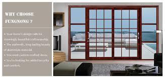 aluminum windows doors factory in china supply basement windows