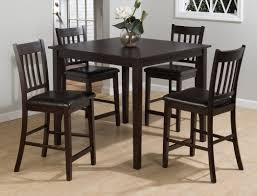 jofran marin country merlot 5 piece dining table set u0026 reviews