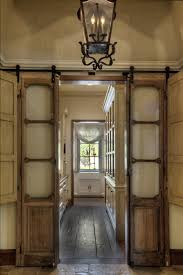 Interior Doors Privacy Glass Salvaged Sidelights Shutters Hinged To Sidelights Provide