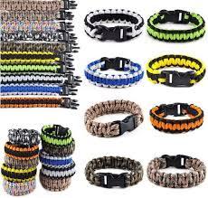 survival paracord bracelet kit images 1pc retail cobra paracord bracelets kit military emergency jpg