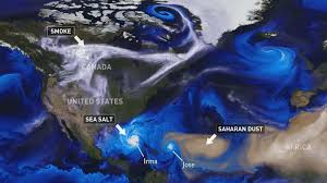 news watch every atlantic hurricane of 2017 from space the