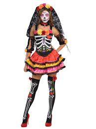 day of the dead costumes day of the dead senorita costume 844569 55 fancy dress