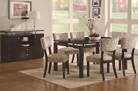 dining room featured friday brooklyn 7 piece dinette sets with