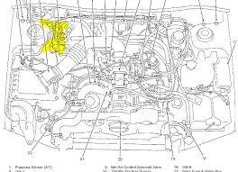 engine parts diagram subaru wiring diagrams instruction