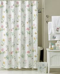 Blue Butterfly Curtains Lenox