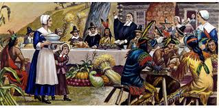 who supplied the food for the thanksgiving rockdoveblog